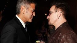 TIFF Day 3: Clooney, Bono, Gosling And