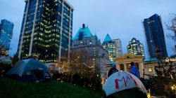 Occupy Vancouver Protesters