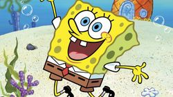 SpongeBob SquarePants Causes Attention Span, Learning Problems In Tots:
