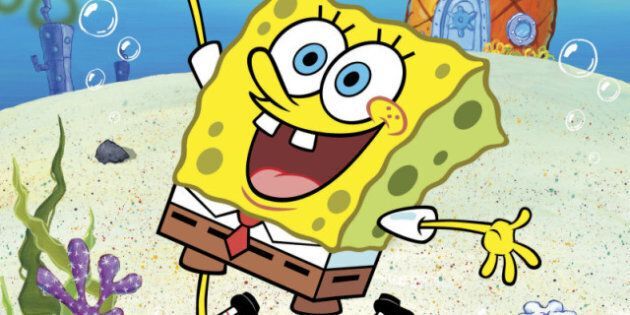 SpongeBob SquarePants Causes Attention Span, Learning Problems In Children, Study