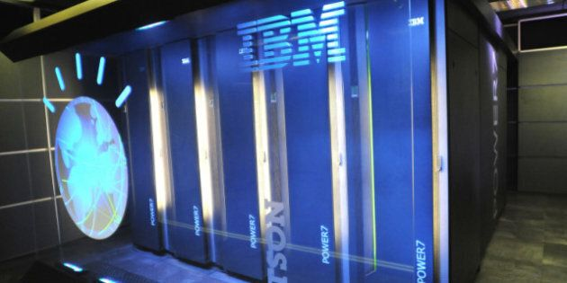 IBM's Watson Supercomputer, Famous For 'Jeopardy!', Moving To Health