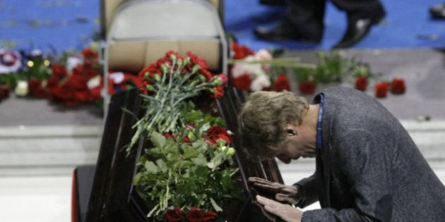 Russian Plane Crash: Alexander Galimov, Lone Hockey Player To Survive, Dies Of His Injuries In