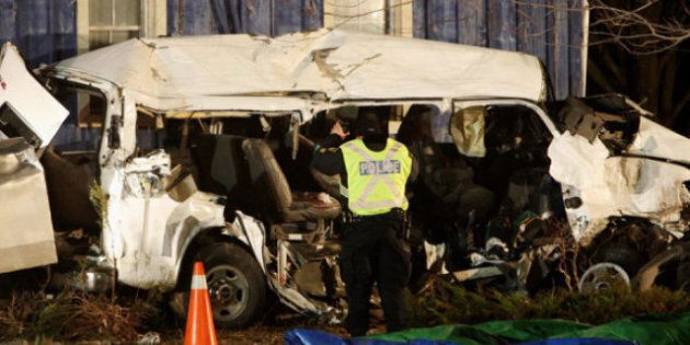 Stratford Car Accident Kills 11; Van Crash Victims Likely Migrant