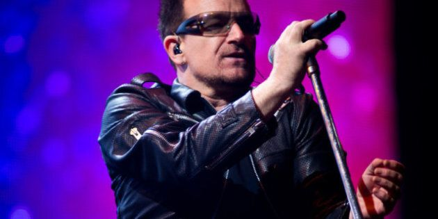 Bono's Activism From TIFF to the