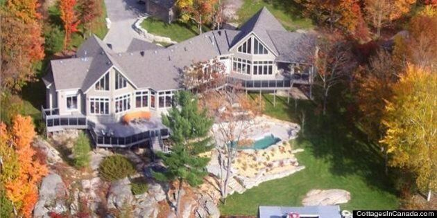 Excellent The Coolest Cottages For Rent In Ontario Huffpost Canada Download Free Architecture Designs Scobabritishbridgeorg