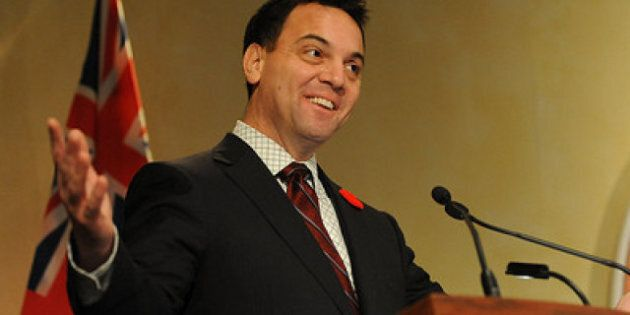 McGuinty's Tax Rebate For Immigrants: Divisive, Not Affirmative,