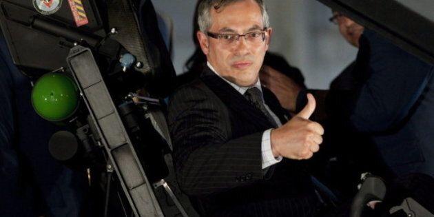 Harper Government Accused Of Rigging F-35