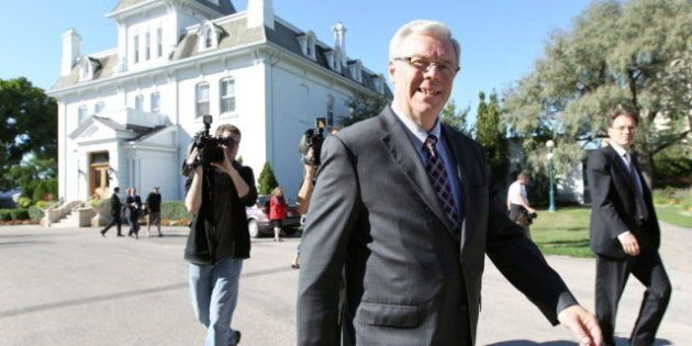 Manitoba Election: Selinger Comes Out Swinging, Leaders Accuse Each Other Of Dishonesty In Radio