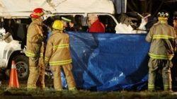Miracle That Anyone Survived Crash: