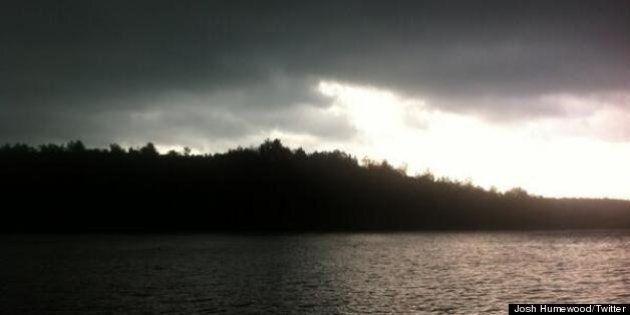Ontario Storm: Tornados, Severe Thunderstorms
