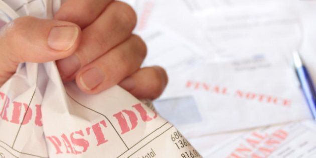 Canada's Household Debt Soars To New High As Economy Leaves Little Room To