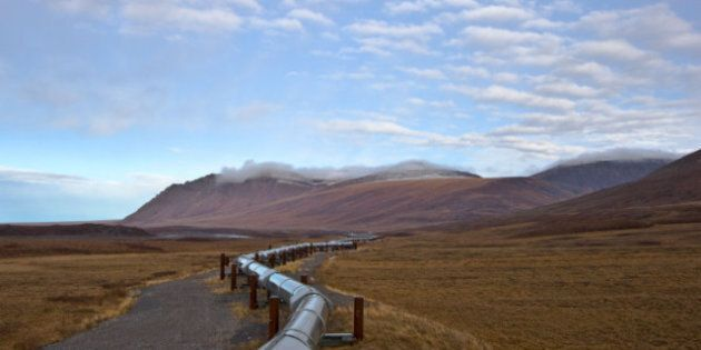 A Solution to Northern Gateway to Please