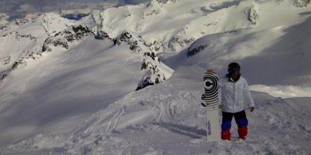 Sebastien Boucher, Snowboarder, Pays Cypress Mountain Cost Of