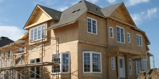 Canada Building Permits March 2012: Ontario Leads Spike In Buildiers'