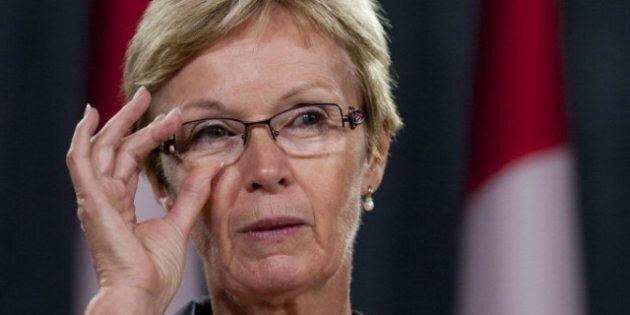 Conservative Crashing of NDP Caucus