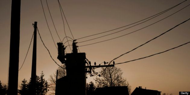 Power Outages Plague Ontario, Quebec After