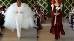 Would You Wear Any Of These Dramatic Oscar De La Renta