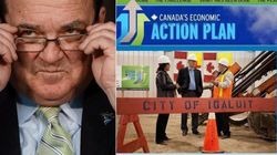 Economic Action Plan Ads Landing With A