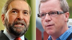 Sask. Premier Attacks Mulcair's Oilsands Comments On