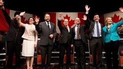 PHOTOS: Top 4 Themes From The NDP Leadership