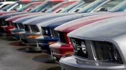 Car Sales Drop In