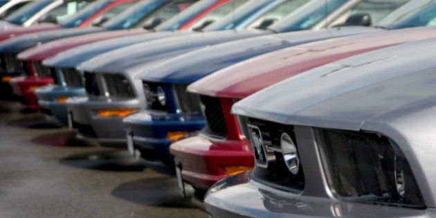 Car Sales In Canada Take A Hit As New Vehicle Numbers