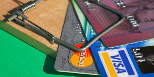 Canadian Debt: Households Getting Poorer And Taking On More Debt Says