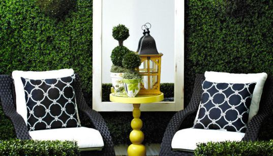 HomeSense Spring 2012 Collection: Bright Colours, Leafy Greens And