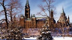 Turmel Uses Layton For Christmas Card, MacKay Uses Will And