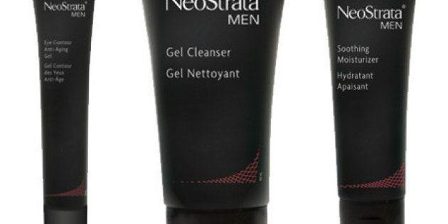 Test Drive The New NeoStrata MEN Skincare Treatment