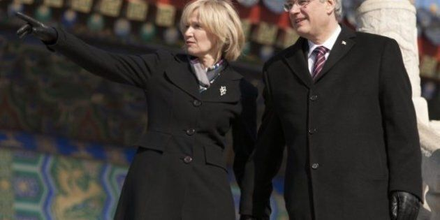 Laureen Harper China Trip: PM's Wife Pens Intro To Chinese Translation Of Anne Of Green