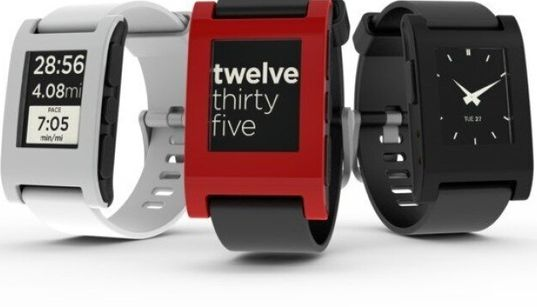 Pebble Watch For iPhone And Android: Coming To A Wrist Near You