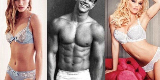 Valentine's Day: Celebs Show Us How To Wear Lingerie
