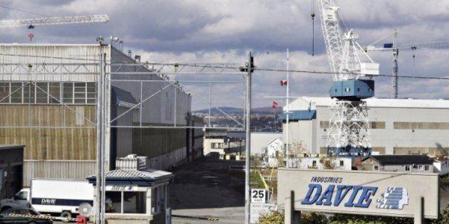 Davie Yards, Quebec Shipbuilder, Sale Approved To Upper Lakes