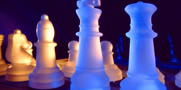 Playing For Keeps: the Game of Foreign