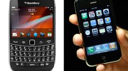 iPhone, BlackBerry Enhancements At HuffPost