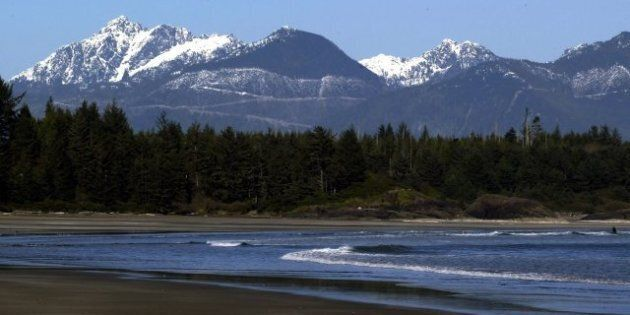 Vancouver Island Park Closed Over Unexploded World War II