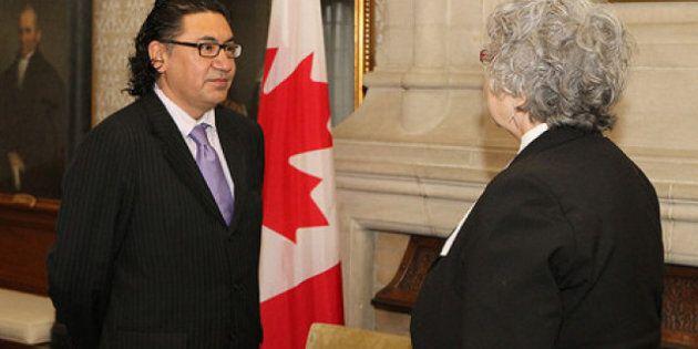 Romeo Saganash Joins NDP Leadership