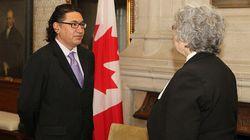Saganash Joins NDP