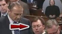 Sleepy Tory MP Bounced From