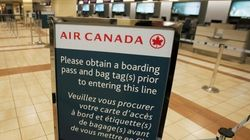 Air Canada Flight Attendants Give Strike