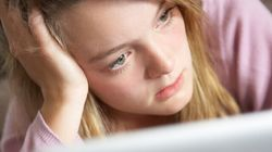 Self-Harm Websites Becoming Growing Problem Among
