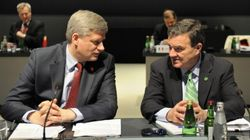 Canadians OK, But Not In Love With Tories' Money