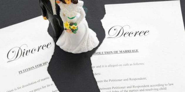 Divorce Rates In Canada On Decline: StatsCan Numbers Show Fewer