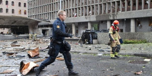 Oslo Bombing: Prime Minister Stephen Harper Offers