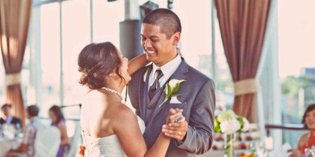 REAL WEDDING: A Fresh, Fun & Feel-Good