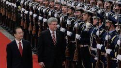 Canada, China Setting Up Free Trade