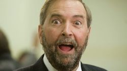 If Mulcair Loses, Blame his