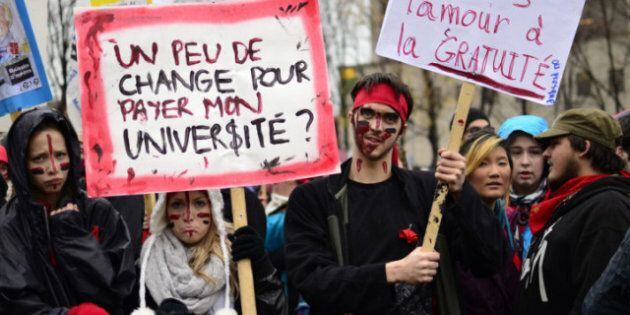 Quebec Student Protests: Tuition Hikes To Bring Massive Rallies To Montreal, Other