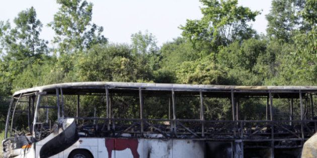 Four Still In Hospital In U.S. After Fiery Bus Crash Involving Ontario